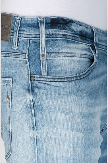 Replay Light Denim Rbj Tapered-Fit Jeans Men - -5